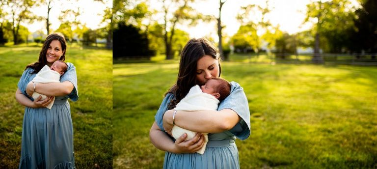 south-jersey-outdoor-newborn-photography